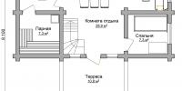 Баня Царская (План 1)