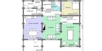 Дом Алтай план 1