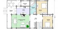 Дом Дания план 1