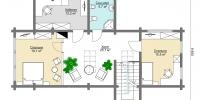 Дом Дания план 2