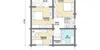 Дом Династия план 2