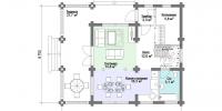Дом Династия план 1