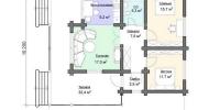 Дом Эльбрус план
