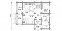 Дом Европейский план 1