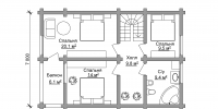 Дом Европейский план 2