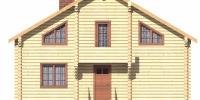 Дом Фортуна фасад 3