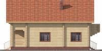 Дом Фортуна фасад 4