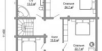 Дом Фортуна план 2
