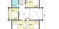 Дом Лазурный план 2