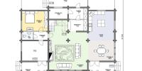Дом Май план 1