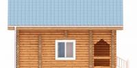 Дом Мечта фасад 2