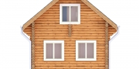 Дом Мечта фасад 3