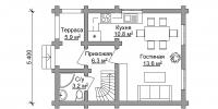 Дом Мечта план 1