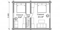 Дом Мечта план 2