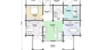 Дом Мюнхен план 1