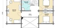 Дом Мюнхен план 2
