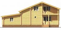Дом Очаг фасад 3