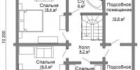 Дом Очаг план 2