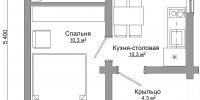 Дом Отдых план