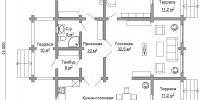 Дом Премьер план