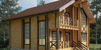 Дом Радужный фото 1