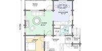 Дом Радужный план 1