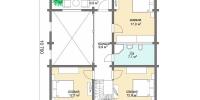 Дом Радужный план 2