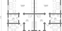 Дом Семья план 1