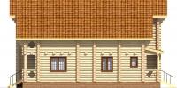 Дом Север фасад 4