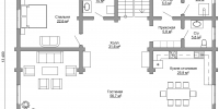 Дом Север план 3
