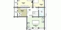 Дом Шале план 2