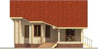 Дом Спартак фасад 2