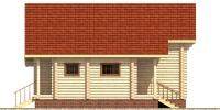 Дом Спартак фасад 4