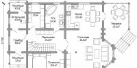Дом Спартак план 1