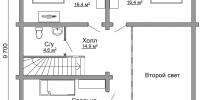 Дом Спартак план 2
