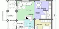 Дом Терем план 1