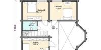 Дом Усадьба план 2