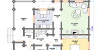 Дом Венеция план 1