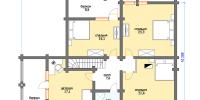 Дом Венеция план 2