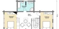 Дом Волга план 2