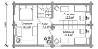 Дом Загородный план 2