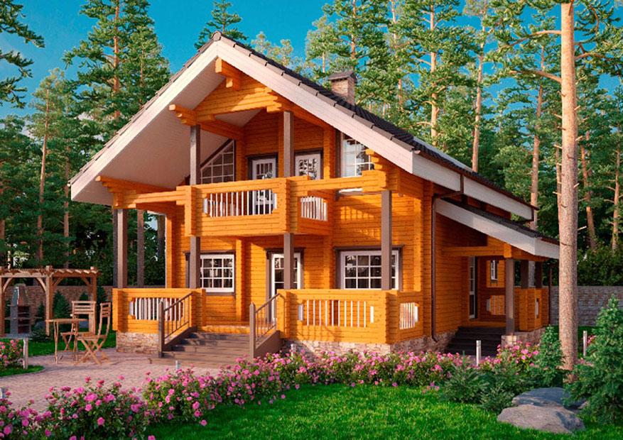 Дом «Красивый»