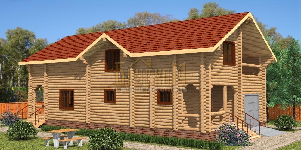 Дом «Енисей»