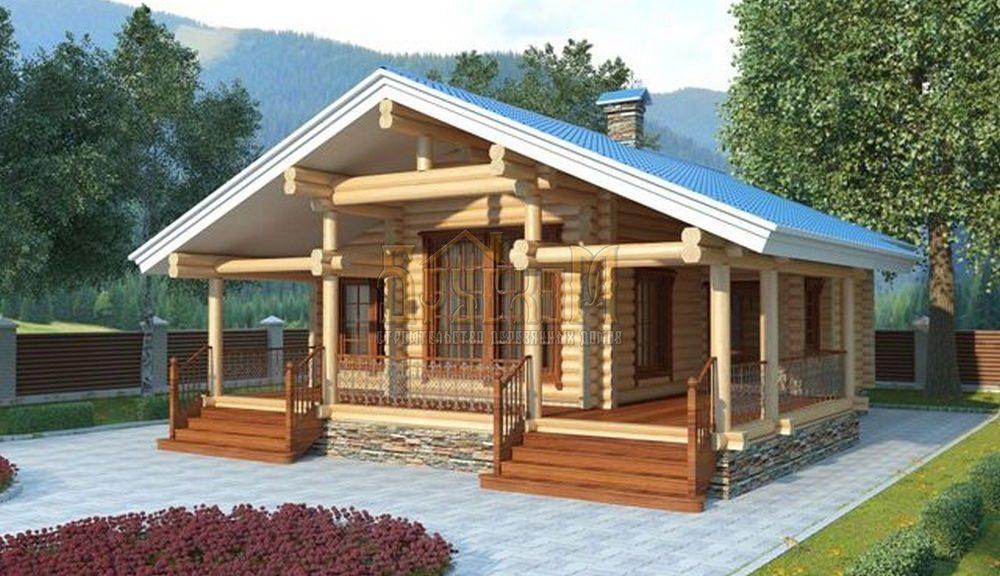 Дом «Эльбрус»