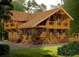 Дом «Шале»